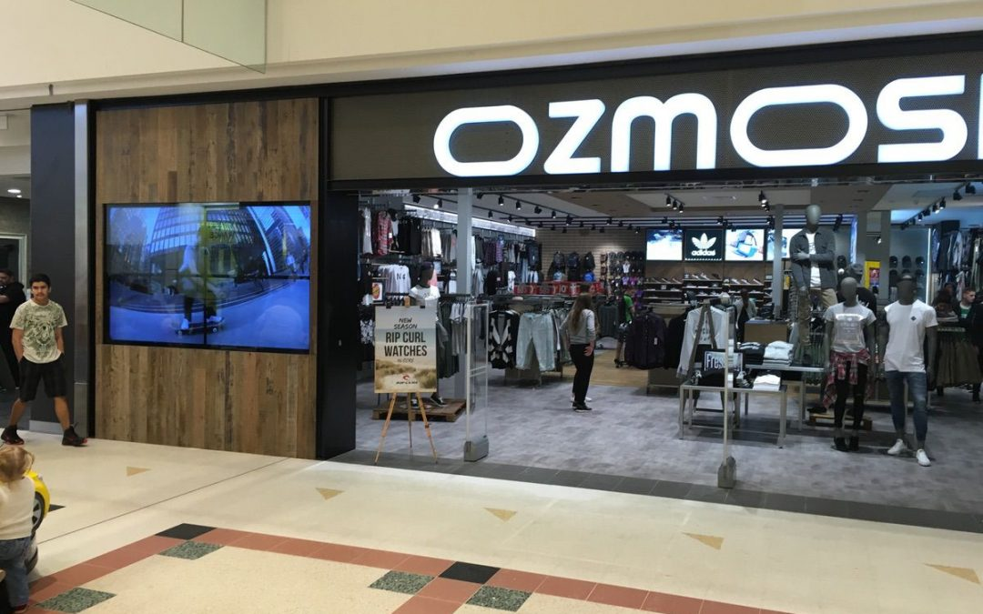 Ozmosis Cockburn